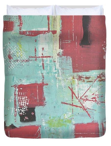 Patterns Duvet Cover by Wayne Potrafka