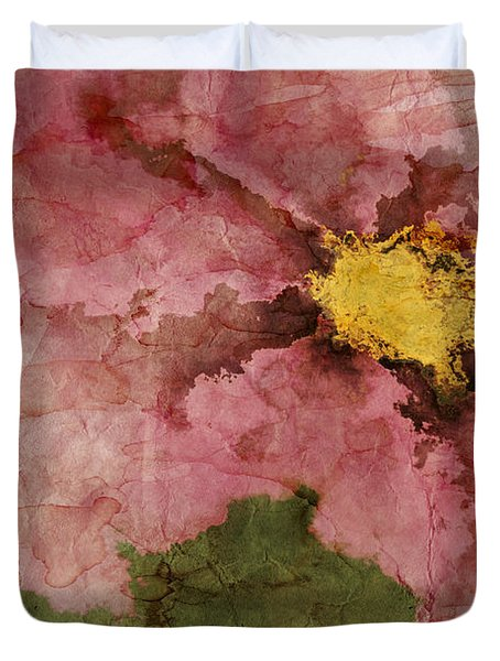 Petaline - ar01bt05 Duvet Cover by Variance Collections