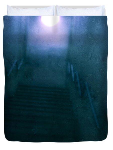 Phantasm Duvet Cover by Andrew Paranavitana