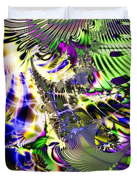 Phantasm Duvet Cover by Wingsdomain Art and Photography