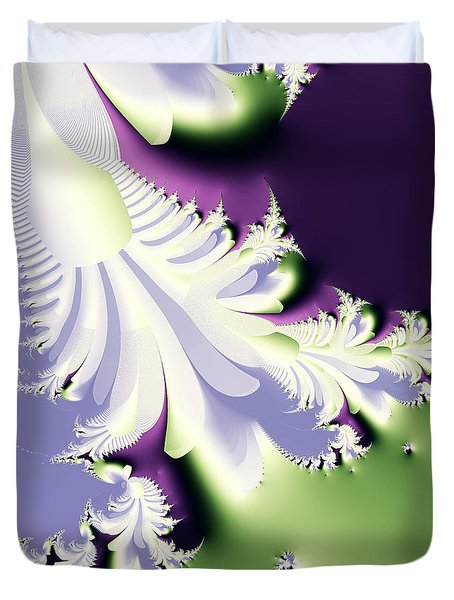 Phantom Duvet Cover by Wingsdomain Art and Photography