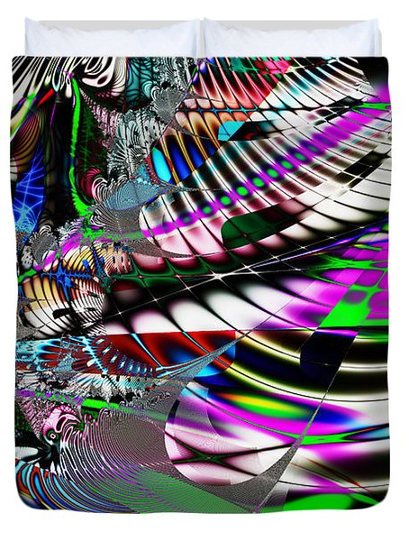 Phoenix rising . S3.S9 Duvet Cover by Wingsdomain Art and Photography