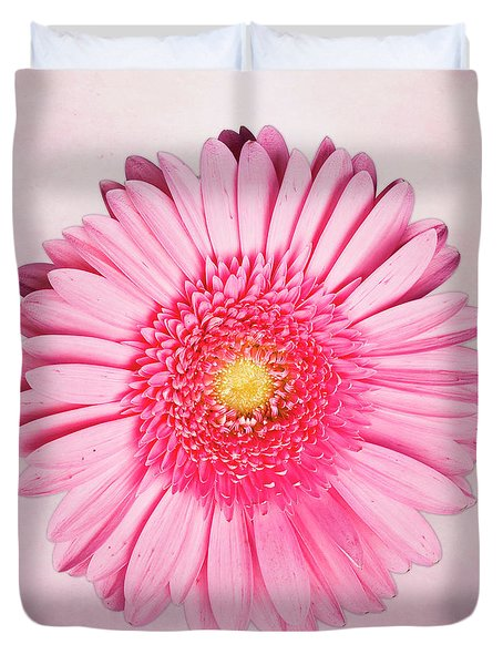 Pink Delight Duvet Cover by Tamyra Ayles