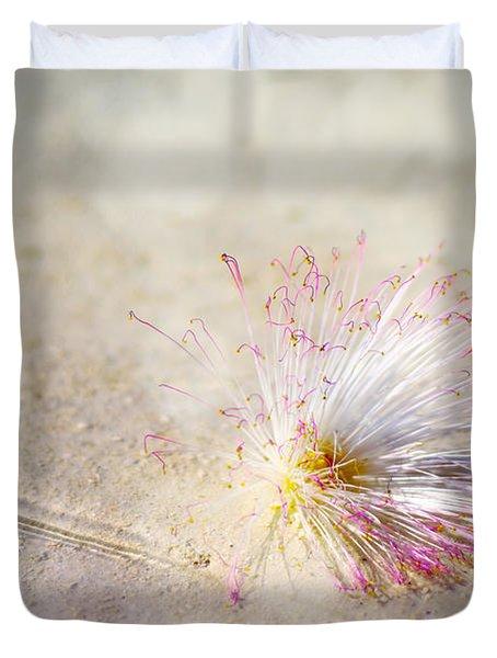 Purity Duvet Cover by Jenny Rainbow