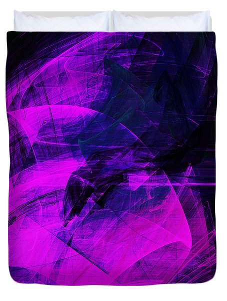 Rapture . A120423.936 Duvet Cover by Wingsdomain Art and Photography