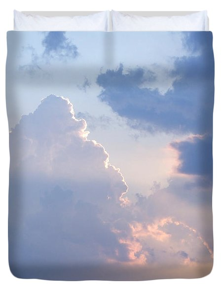 Reach For The Sky 4 Duvet Cover by Mike McGlothlen