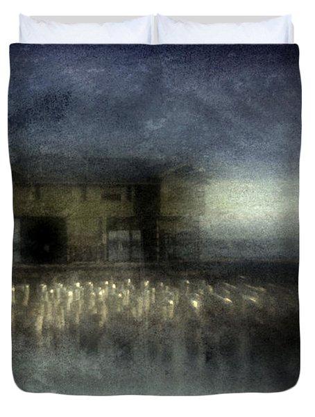 Recurrent Dream Duvet Cover by Andrew Paranavitana