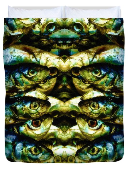 Reflections 2 Duvet Cover by Skip Nall