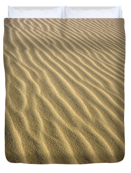 Sandhills Duvet Cover by MotHaiBaPhoto Prints