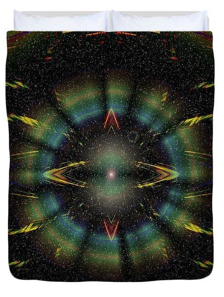 Separation Duvet Cover by Tim Allen