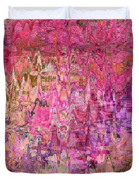 Shades of Summer Duvet Cover by Carol Groenen