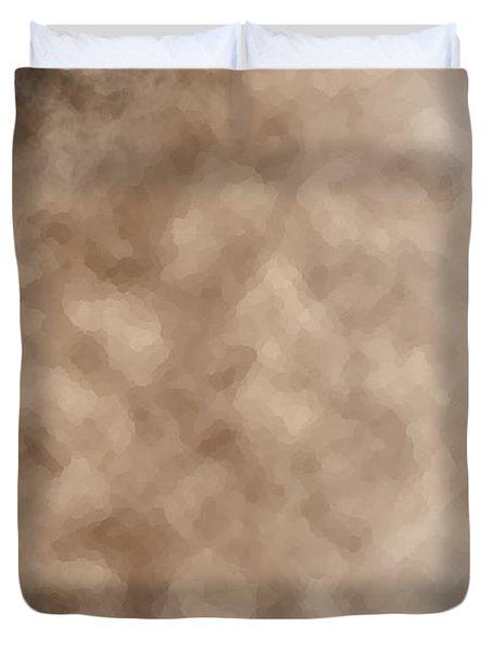 Shrouded Mystery Duvet Cover by Christopher Gaston