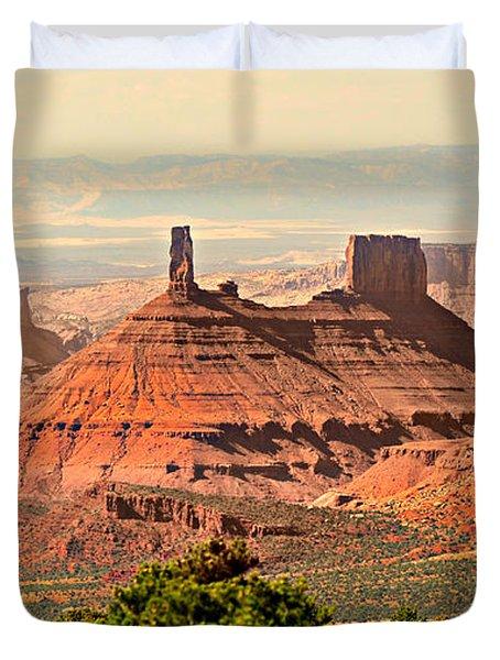 Skyward Duvet Cover by Marty Koch