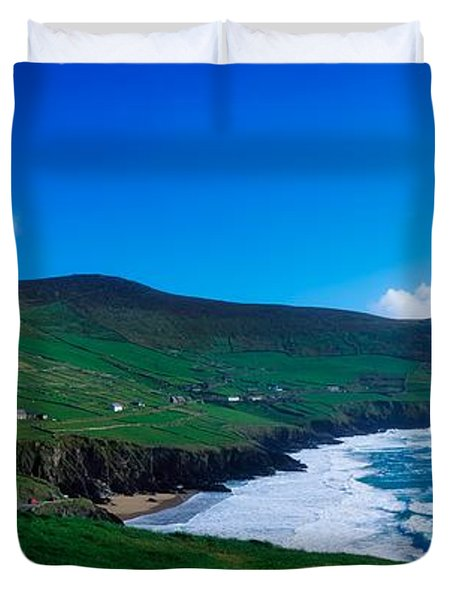 Slea Head, Dingle Peninsula, Co Kerry Duvet Cover by The Irish Image Collection