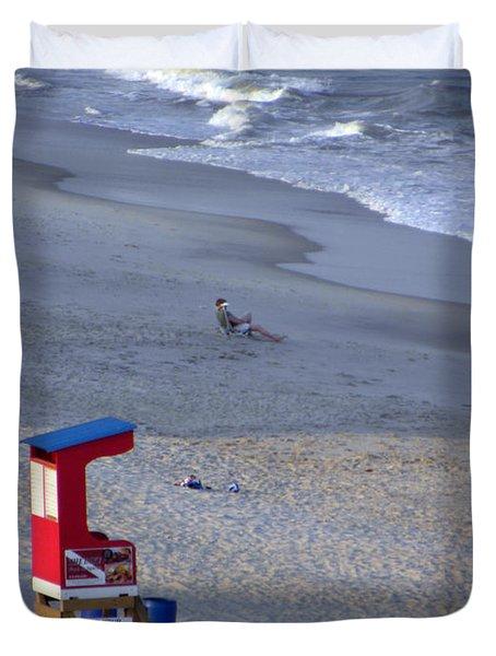 Solitude Duvet Cover by Sandi OReilly