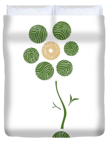 Spring Flower Duvet Cover by Frank Tschakert