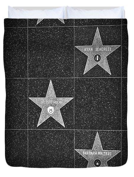 Stars Duvet Cover by Ralf Kaiser
