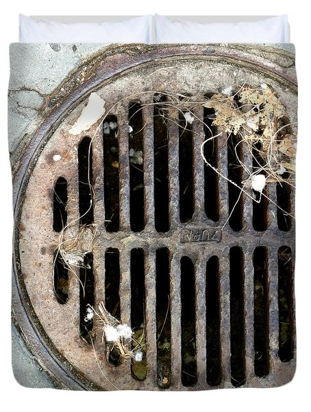 Streets Of La Jolla 8  Duvet Cover by Marlene Burns