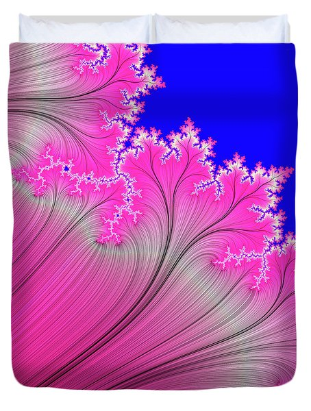 Summer Breeze Duvet Cover by Carolyn Marshall