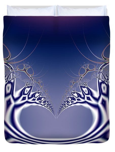 Swan Lake Ballet . S7 Duvet Cover by Wingsdomain Art and Photography