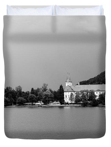 Tegernsee Duvet Cover by Ralf Kaiser