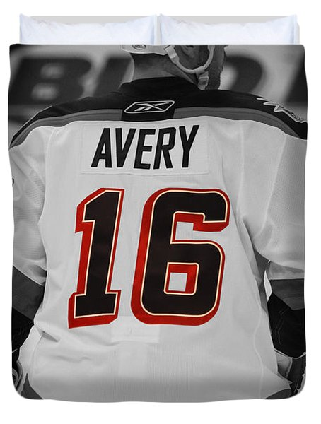 The Avery Duvet Cover by Karol Livote