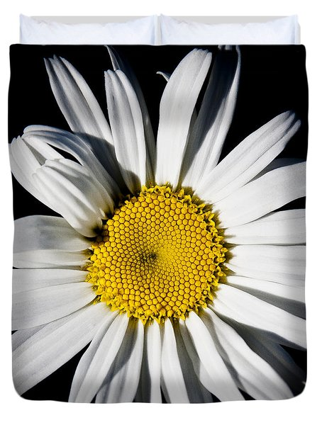 The Daisy Duvet Cover by David Patterson