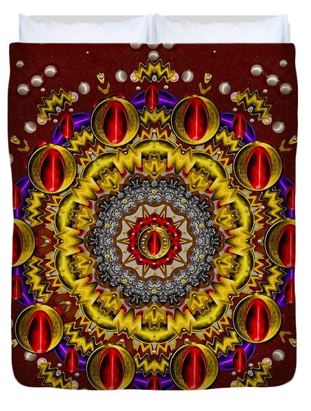 The Most Beautiful Duvet Cover by Pepita Selles