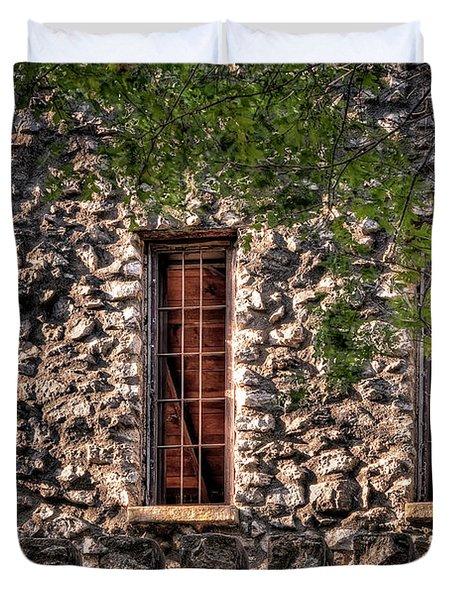 Three Windows Duvet Cover by Tamyra Ayles