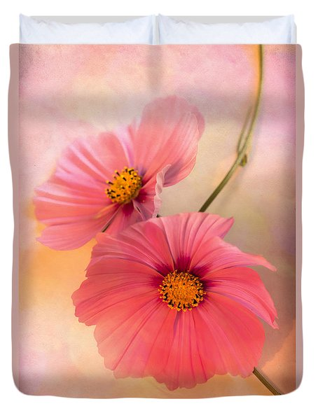Together Duvet Cover by Jan Bickerton