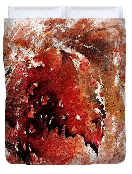 Transition Duvet Cover by Rachel Christine Nowicki