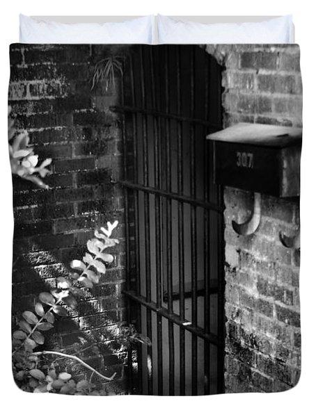 Untitled I Duvet Cover by Kelly Hazel
