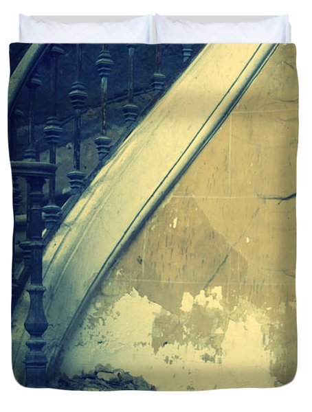 Urban Decay Duvet Cover by Nomad Art And  Design