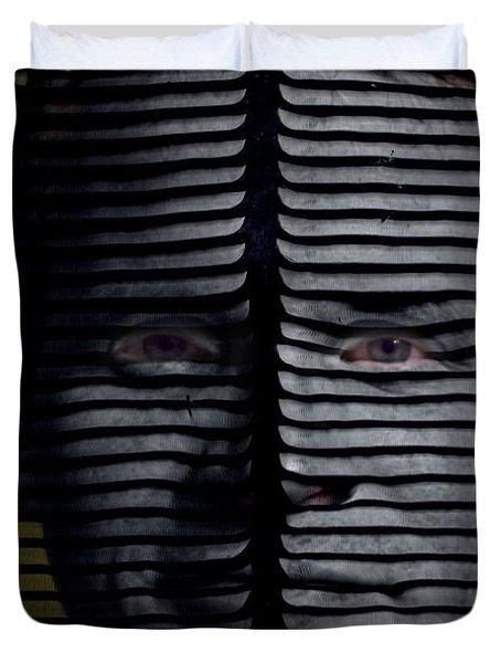 Vented Duvet Cover by Christopher Gaston