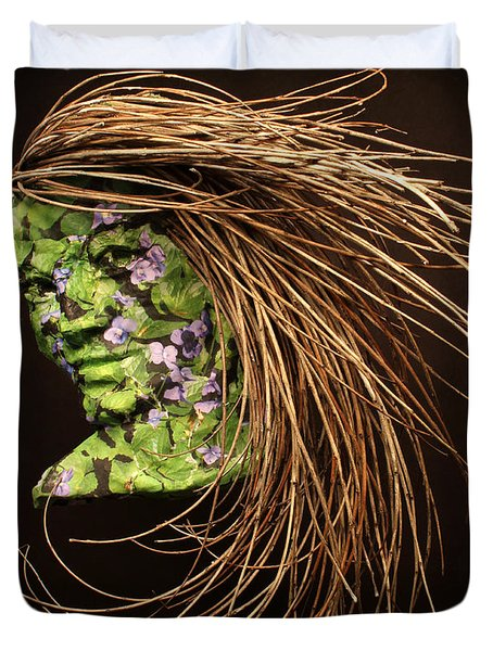 Verdant Duvet Cover by Adam Long