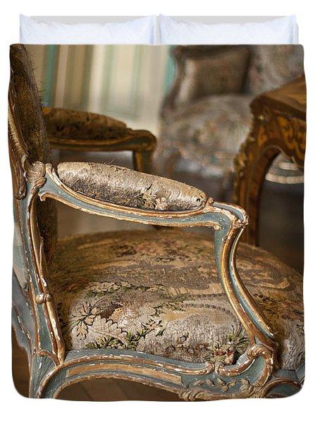 Very elegant. Very Marie Antoinette. Duvet Cover by Nomad Art And  Design