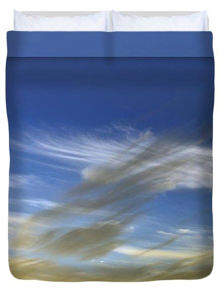 Windswept 2 Duvet Cover by Kaye Menner