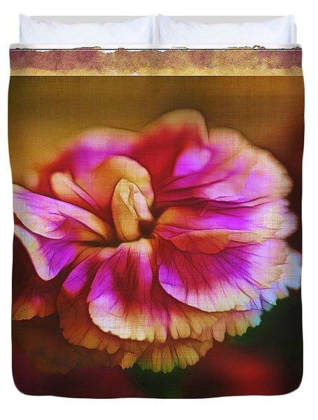 Yesterday Duvet Cover by Judi Bagwell