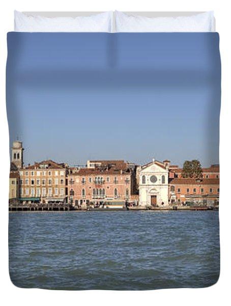 Zattere - Venice Duvet Cover by Joana Kruse