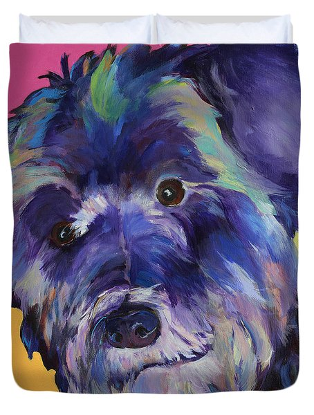 Beau Duvet Cover by Pat Saunders-White