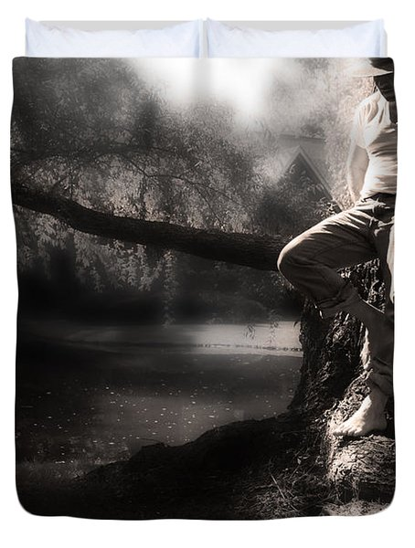 ... Duvet Cover by Gray  Artus