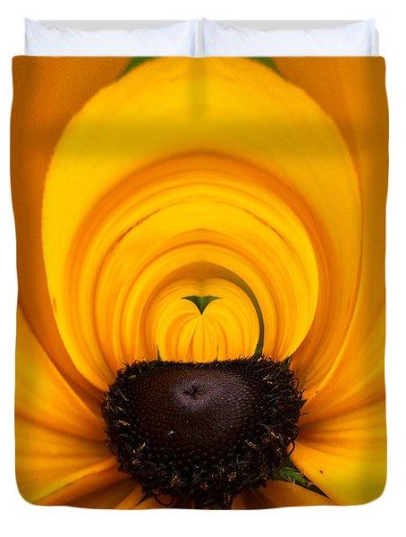 Yellow 2 Duvet Cover by Jouko Lehto