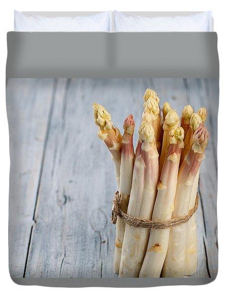 Asparagus Duvet Cover by Nailia Schwarz