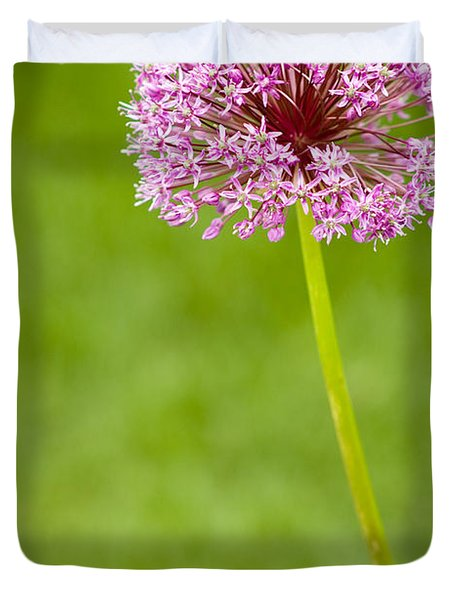 Flower Duvet Cover by Sebastian Musial