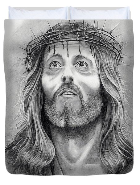 King Of Kings Duvet Cover by Murphy Elliott
