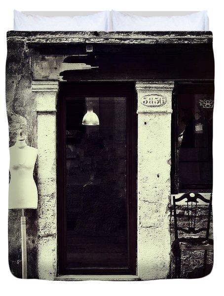 Mannequin Duvet Cover by Joana Kruse