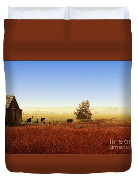 Rawdon Everyday Life Duvet Cover by Aimelle