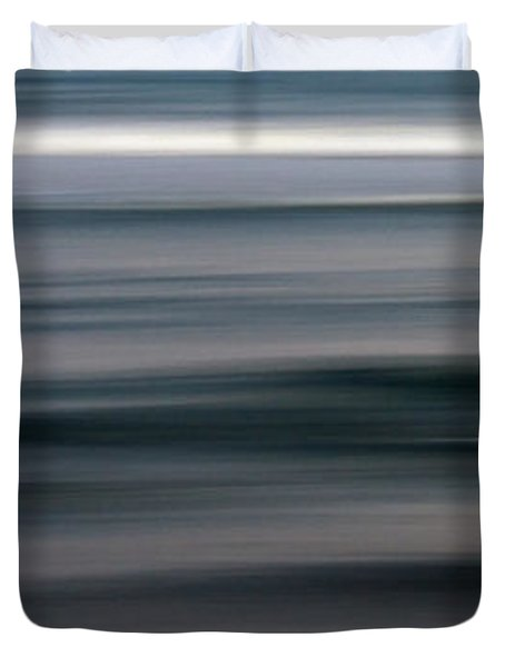 sea Duvet Cover by Stylianos Kleanthous