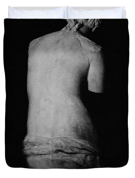 Venus De Milo Duvet Cover by Greek School