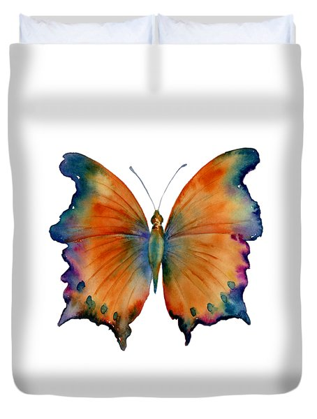 1 Wizard Butterfly Duvet Cover by Amy Kirkpatrick